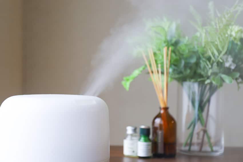 院内の換気、適切な湿度の確保